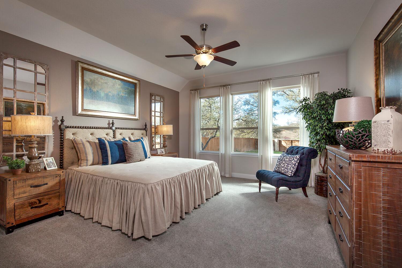 Master Bedroom - Design 3287