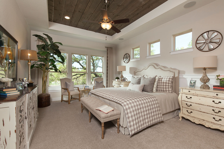 Master Bedroom - Design 3563
