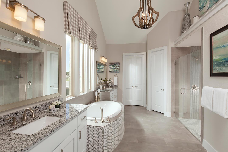 Master Bathroom - Design 3563