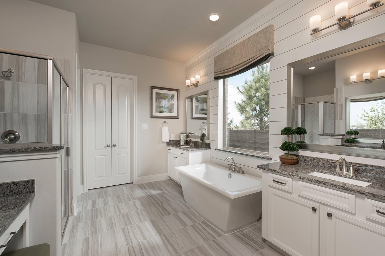 Bathroom 1 - The Whitney (5960 Plan)