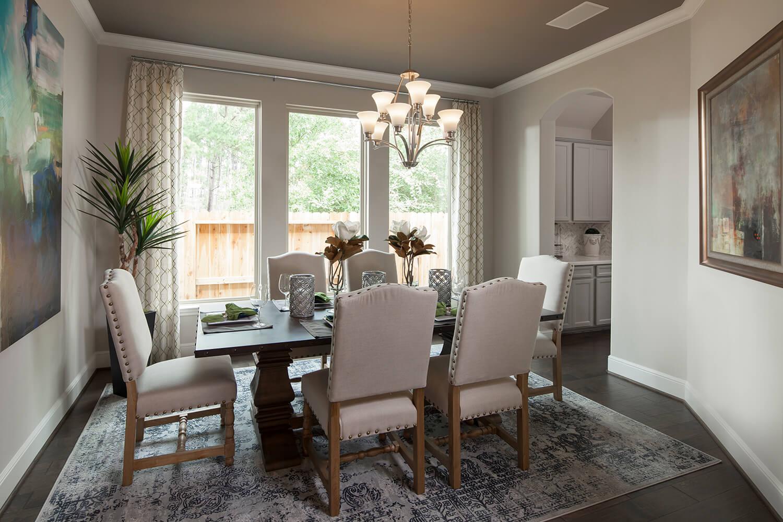 Dining Room - The Camden (6473 Plan)