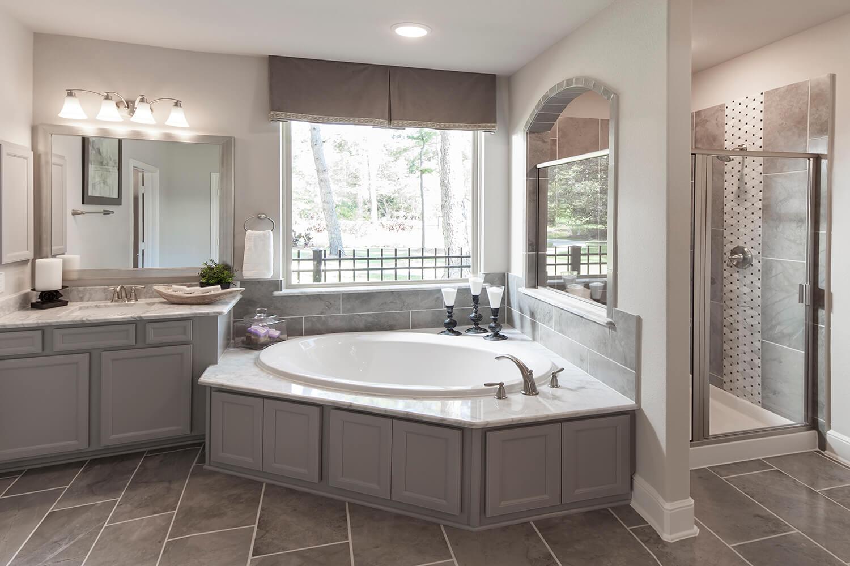 Bathroom 1 - The Camden (6473 Plan)