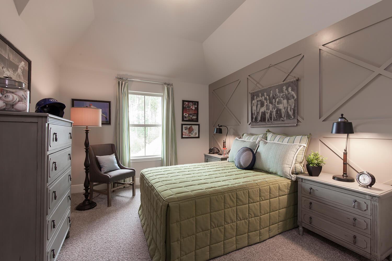 Secondary Bedroom - The Camden (6473 Plan)