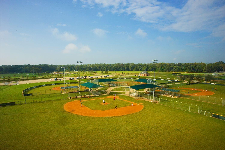 Camp Sienna - Onsite Sports Fields