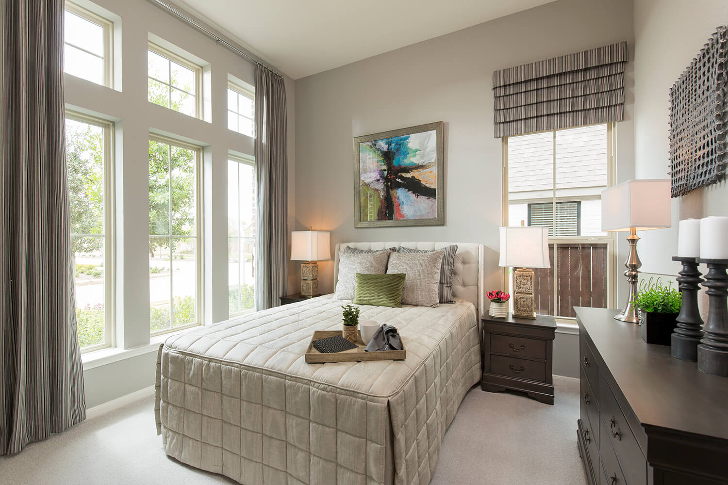 Secondary Bedroom - The Ingleside (5402 Plan)