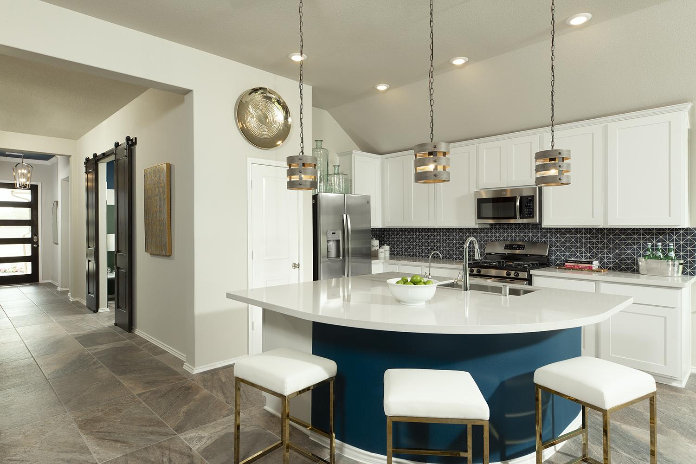 Kitchen - The Carmine (4836 Plan)