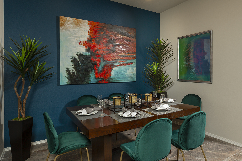 Dining Room - The Carmine (4836 Plan)