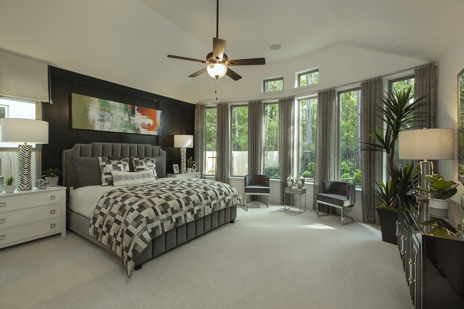 Bedroom 1 - The Tomball (6876 Plan)