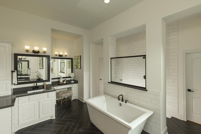 Bathroom 1 - The Tomball (6876 Plan)