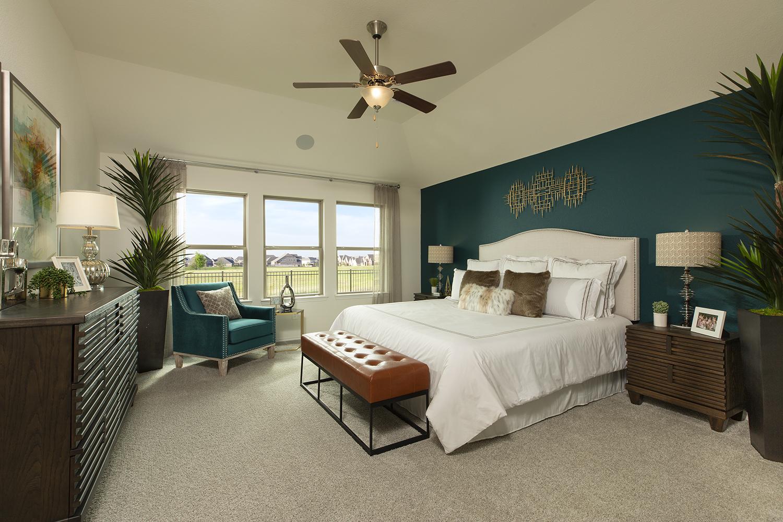 Bedroom 1 - The Carmine (4836 Plan)