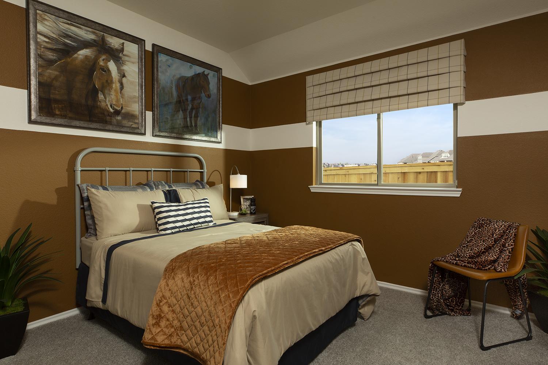 Secondary Bedroom - The Carmine (4836 Plan)