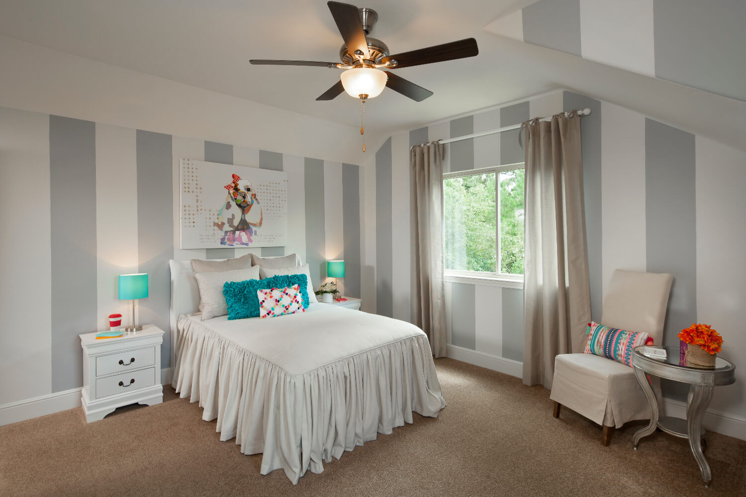Secondary Bedroom - The Anahuac (7312 Plan)