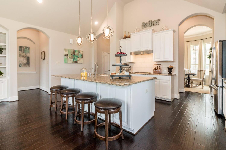 Kitchen - The Addison (5863 Plan)