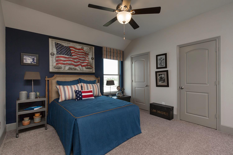 Secondary Bedroom - The Wharton IV (7297 Plan)
