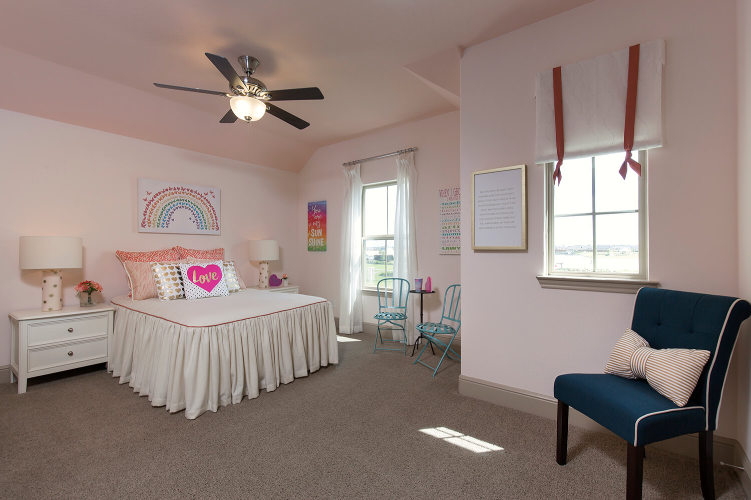 Secondary Bedroom - The Jacksonville II (8310 Plan)