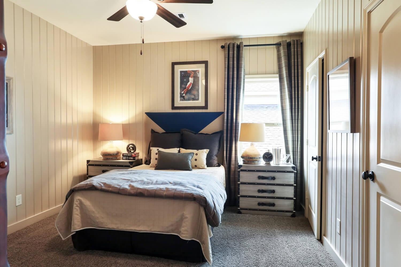 Guest Room - The Wharton IV (7297 Plan)