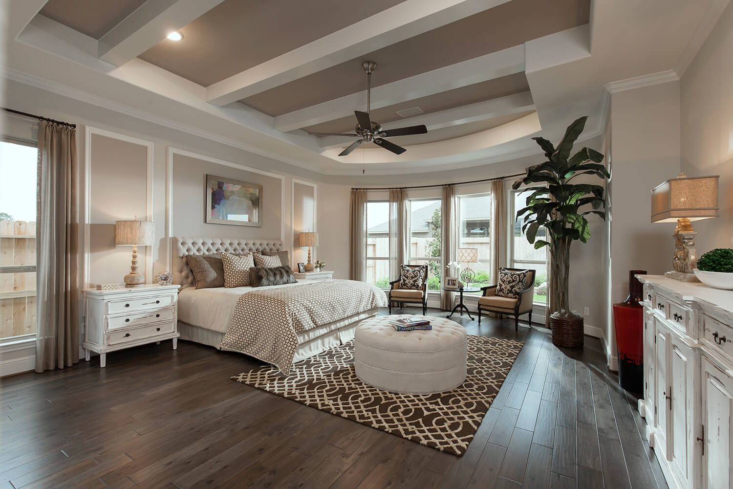 Bedroom 1 - The Katy (8264 Plan)