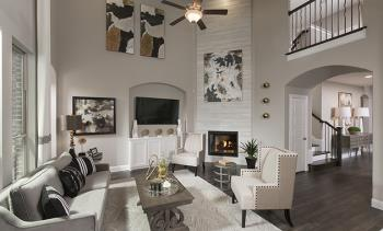 Coventry Homes Now Open in The Ridge at Northlake